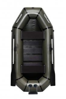 Надувная Лодка Лисичанка Л-240СТ, со слань-ковриком