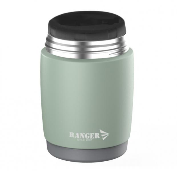 Термос туристический Ranger пищевой 500 мл, термос 500 мл, пищевой термос для еды, термос для еды 500 мл, термос пищевой 0,5 л