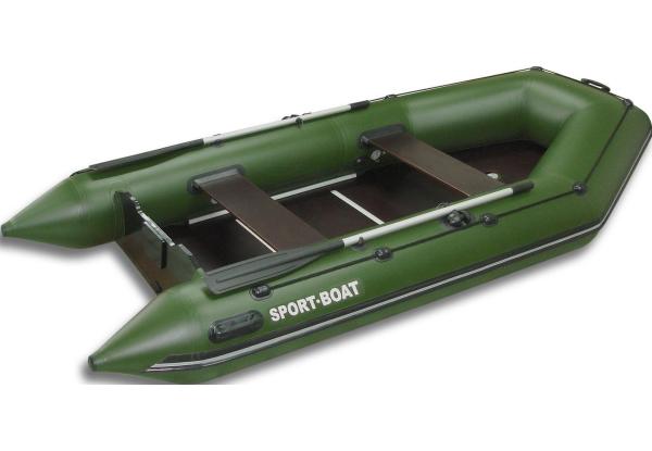 Надувная лодка Sport-Boat DISCOVERY DM-340LК