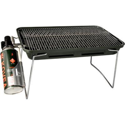 Гриль газовый Kovea TKG-9608T Slim Gas Barbecue Grill