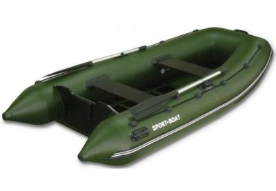 Надувная лодка Sport-Boat Alpha A-310LS