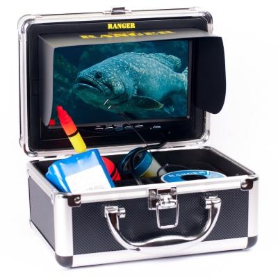 Цветная подводная видео камера для рыбалки, подводные камеры для рыбалки, камера для зимней рыбалки Ranger Lux Case 30m