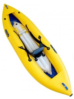 Надувная байдарка (каяк) Red River 390 raft