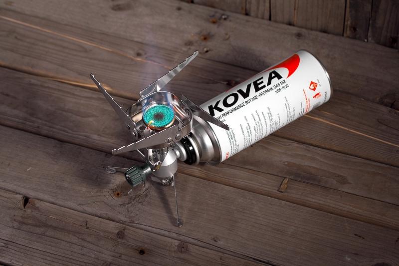 Газовая горелка Kovea TKB-9901 Maximum