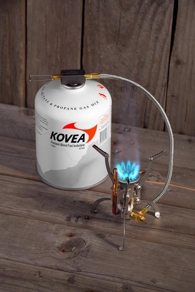 Газовая горелка Kovea KB-1006 Camp 5 Hose Stove