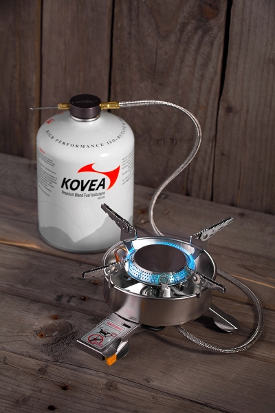 Газовая горелка Kovea TKB-N9703L Camp 1
