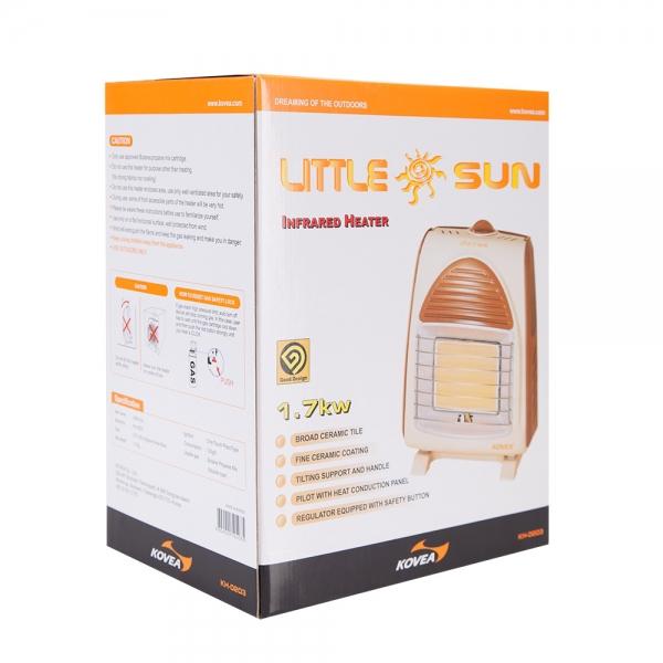 Газовый обогреватель Kovea KH-0203 Little Sun