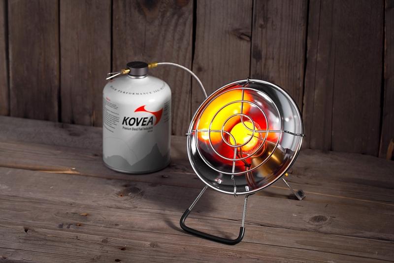 Обогреватели для палаток, туристический обогреватель Kovea KH-0710 Fire Ball, газовые обогреватели туристические