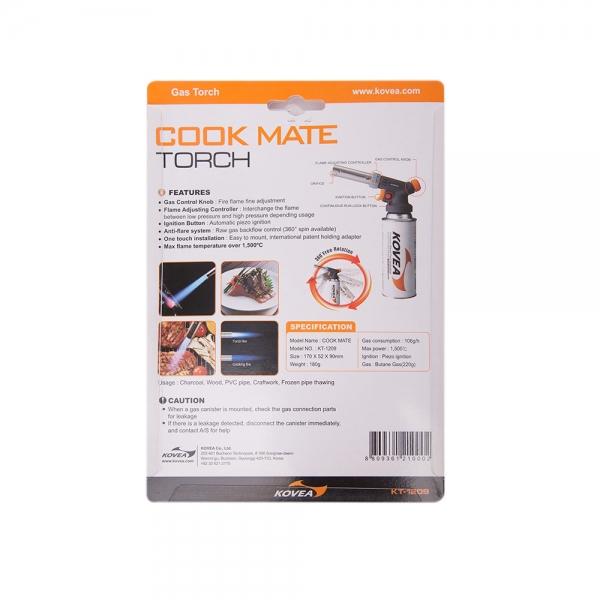 Газовый резак Kovea KT-1109 Cook Mate