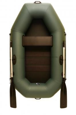 Надувная лодка GRIF boat G-210, для одиночной рыбалки