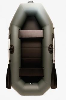 Надувная лодка GRIF boat GA-250, двухместная, со слань-ковриком