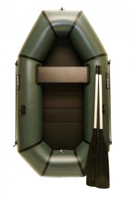 Надувная лодка GRIF boat GH-210S, для одиночной рыбалки