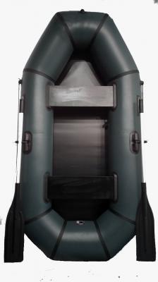 Надувная лодка GRIF boat GH-240L, двухместная, без настила