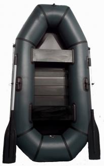 Лодка ПВХ надувная Grif boat GH-270LS, лодка пвх 270, двухместные резиновые лодки, лодки надувные резиновые