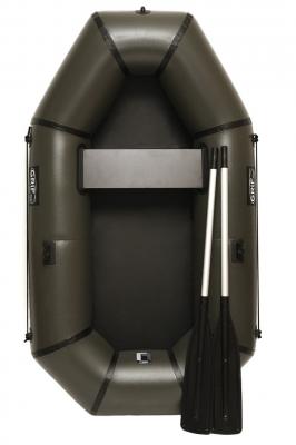 Надувная лодка GRIF boat GL-210, для одиночной рыбалки