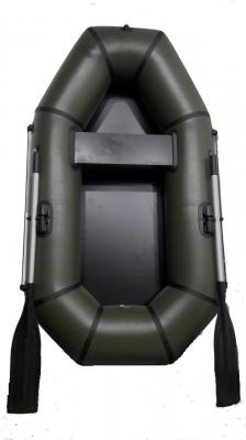 Резиновая лодка одноместная Grif boat GL-210L, лодка ПВХ надувная, одноместные надувные лодки, купить резиновую лодку