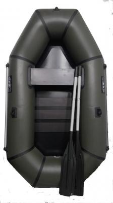 Надувная лодка GRIF boat GL-210S, для одиночной рыбалки