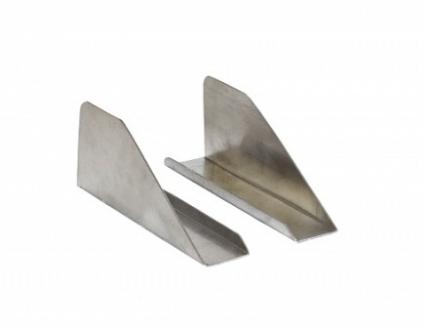 Алюминиевые съемные курсовые стабилизаторы (плавники) комплект