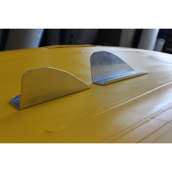 Алюминиевые съемные курсовые стабилизаторы (плавники)