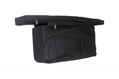 Мягкое сиденье с сумкой 600х200х50 мм