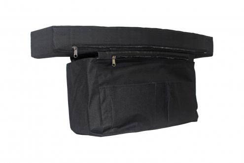 Мягкое сиденье с сумкой 800х200х95мм