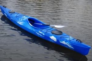 Каяк Колибри One-Go!, туристический (одноместный), синий
