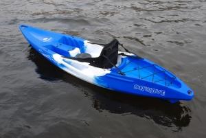 Каяк Колибри OnWave-300, туристический (одноместный), синий