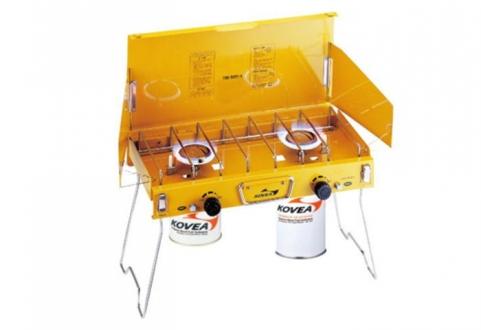 Газовая плита Kovea KB-9401-A Delux Twin Stove