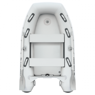 Надувная моторная лодка Колибри KM-270DXL килевая серия Explorer Air-Deck