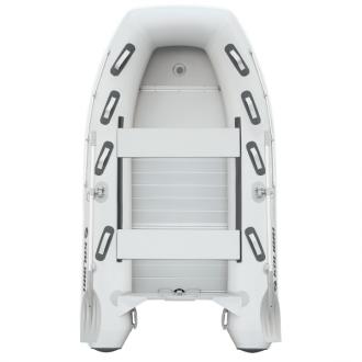 Надувная моторная лодка Колибри KM-300DXL килевая серия Explorer настил из алюминия
