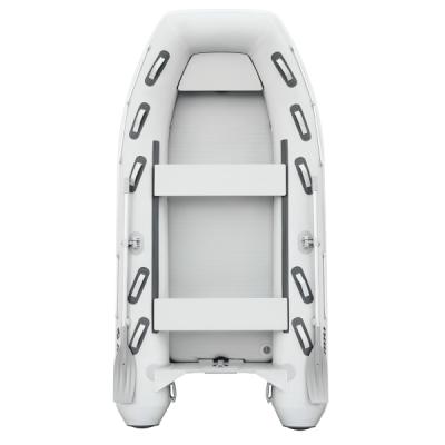 Надувная моторная лодка Колибри KM-360DXL килевая серия Explorer Air-Deck
