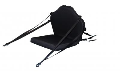 Кресло для SUP черное, сиденье для каяка