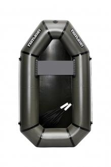 Резиновая лодка полуторка для рыбалки Лисичанка Л-190, лодка лисичанка резиновая, лодка пвх полуторка
