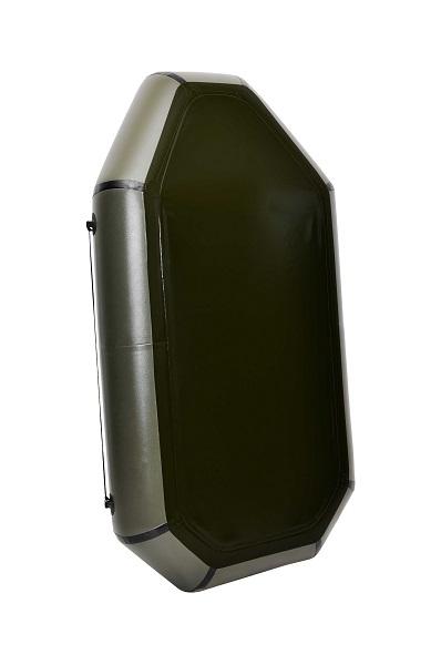Надувная Лодка Лисичанка Л-190С, гребки, слань-коврик