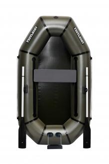 Надувная Лодка Лисичанка Л-210ПT, без настила, с навесным транцем