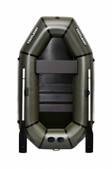 Надувная Лодка Лисичанка Л-210С, со слань-ковриком