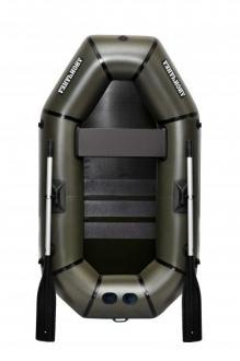 Надувная Лодка Лисичанка Л-210СУ, со слань-ковриком