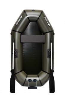 Надувная Лодка Лисичанка Л-210TУ, без настила, с навесным транцем