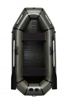 Надувная Лодка Лисичанка Л-240У, без настила