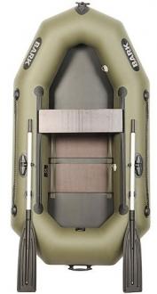 Лодка Bark В-220CD с реечным настилом и передвижным сиденьем