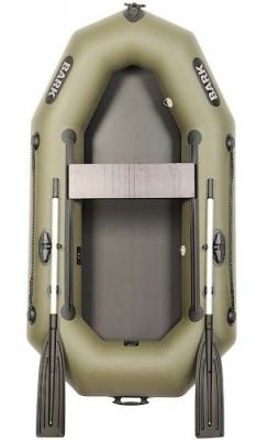 Лодка Bark В-220D передвижное сиденье (без настила)