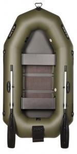 Надувная лодка Барк B-230CN (реечный настил)