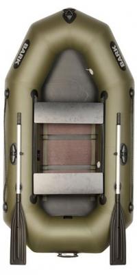 Лодка Bark В-230СD передвижные сидения (реечный настил)