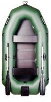 Надувная лодка Барк B-250CN (реечный настил)