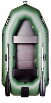 Надувная лодка Барк B-250CN двухместные (реечный настил)