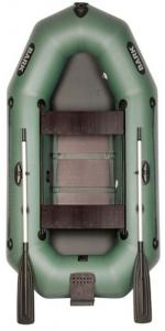 Лодка Bark В-250СND передвижные сидения (реечный настил)