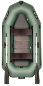 Лодка Bark В-250СD передвижные сидения (реечный настил)