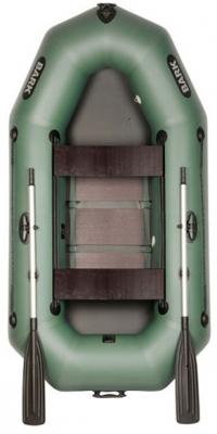 Резиновая лодка Барк В-250СD передвижные сидения (реечный настил)