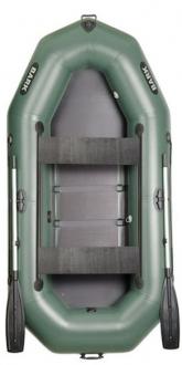 Лодка Bark B-280D передвижные сидения (реечный настил)