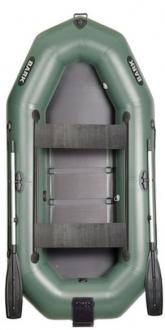 Лодка Bark B-280ND передвижные сидения (реечный настил)